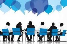 Уважаемые коллеги!28 мая в 16:35 в 4 корпусе ТГУ (ауд. 414) состоится круглый стол для участников междисциплинарных семинаров, желающих получить удостоверение о повышении квалификации по теме &laquoОрганизация коммуникативного пространства междисциплинарного в