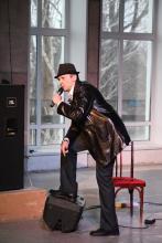 В марте факультетом иностранных языков был проведен концерт, посвященный Международному Дню Счастья.