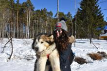 Siberia, through the eyes of the foreign languages faculty's international students